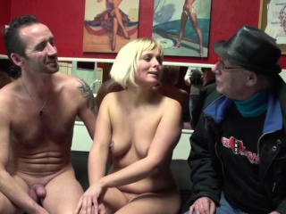 Plowed dutch whore jerks