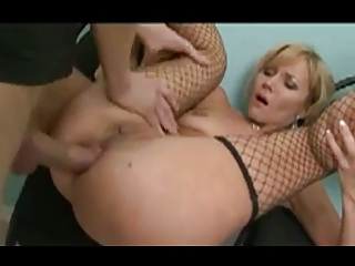 beautiful MILF Zlata loves anal sex