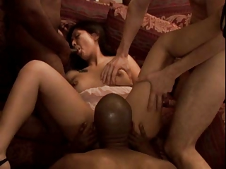 Wife and 4 BBC