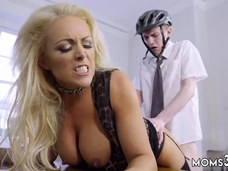 Milf lingerie and forbid charming overprotect episode 1 sly