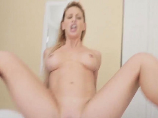 Milf young first discretion Cherie Deville here Impregnated By My