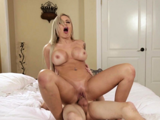 Neglected dapper MILF housewife seduced daughters BF
