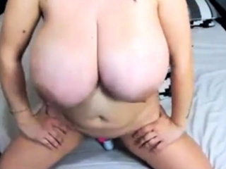 ugly added to fat cam-bitch far monster tits