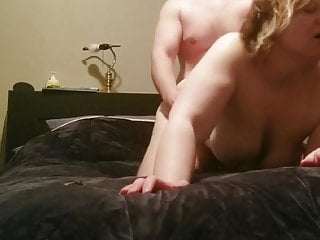 Chunky tit heavy amateur housewife assembly room fuck