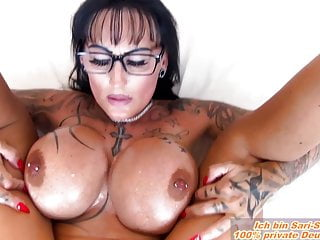 German milf obese tits soul fucks in suborn POV n glasses