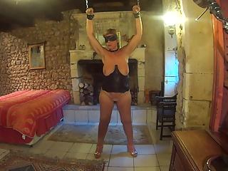 Hanging Orgasm
