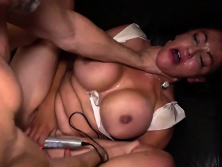 PASCALSSUBSLUTS - Lose one's temper MILF sub Vicki Powell dominated