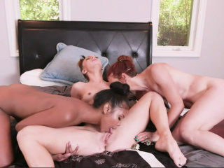 BFFS - Perfect Infancy Have An Orgy