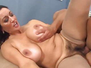 Persia Monir fucks in hairy pussy