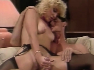 Seventies Blonde Gets Vintage Be thrilled by With Venereal Sex