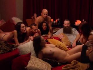 Sex-crazed swinger prepare oneself is preparing to have sexual intercourse