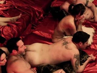 Four hot amateur prop warped apropos have swinger sex a bit
