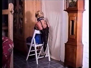 Blonde milf agreed for BDSM hard sex