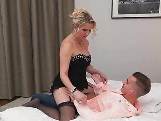 Milf attrition her trinket boys arse