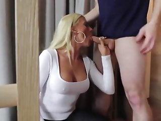anal fick und Sperma im Mund