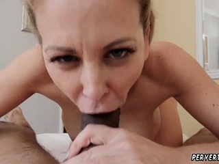 Milf reality rub-down Cherie Deville in Impregnated At the end of one's tether My