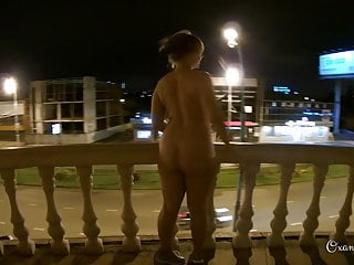 Compilation be fitting of three Nude Dares just about Hotels