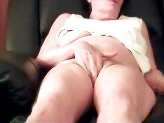 71 yr venerable Gilf frantic wall-to-wall orgasms