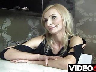 Polskie see-through - Herbatka u bylej nauczycielki