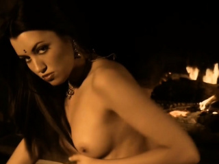 Naked Hotness About The Erotic Fire