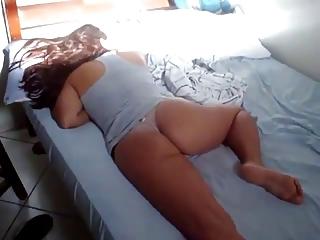 My milf's amazing ass
