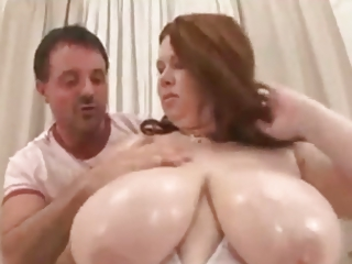 Pretty BBW with very huge boobs!!!