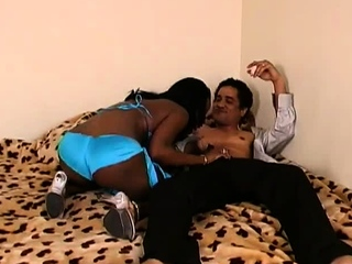 Black couple banging be useful to all they are compliantly by