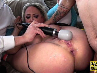 Dominated milf prolapses for anal fuck