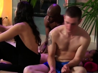 Swingers are bringing off a hot sex relaxation