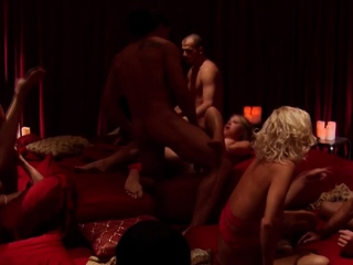 Appetence and wish for surrounding a heavy and stained swinger orgy!