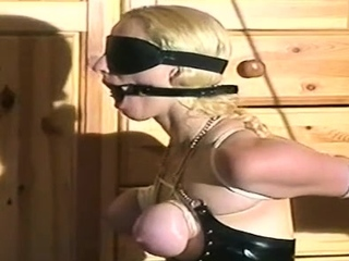 Perverted ballerina 1st swallowing