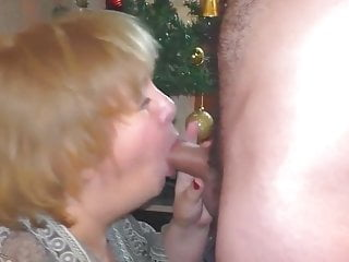 Innovative Year's anal sex mom and stepson