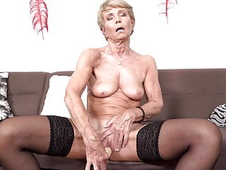 Elderly skinny grandma wanna fuck