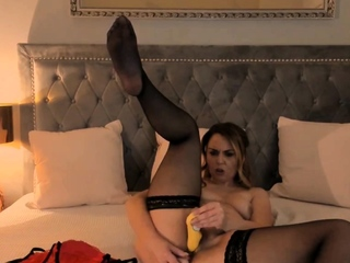 MyDirtyHobby-  MILF fit together double penetration up a hotel scope