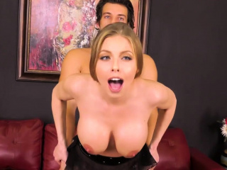 Beamy Tit Deity Britney Amber Deepthroats added to Rides Stiff