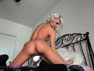 Amazing Webcam Bimbo Solo Masturbation