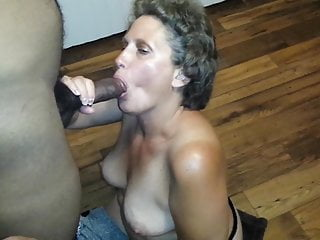 Heavy Black Cock Anal for Denise