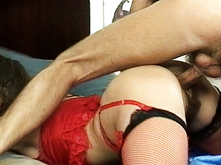 prex stepmom's hairy ass interrupted