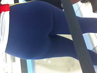 Fat Ass in Spandex 2