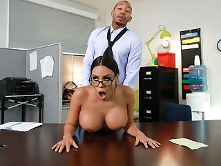 My Immoderately Anal Transcriber Free Motion picture On every side Luna Star - BRAZZERS