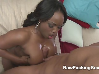 Disregard Fucking Sex - BBW Ebony Jada Exhilaration Jizzed
