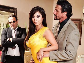 Reena Sky & Tommy Gunn in Seduced By The Boss's Wed #04, Instalment #04