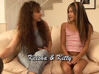 Keisha & Kiesha & Kitty fro Of either sex gay Seductions #08, Scene #02