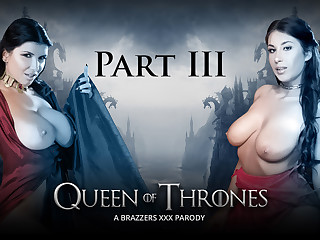 Ayda Swinger Romi Rain Danny D near Queen Of Thrones: Part 3 A XXX Mockery - BrazzersNetwork