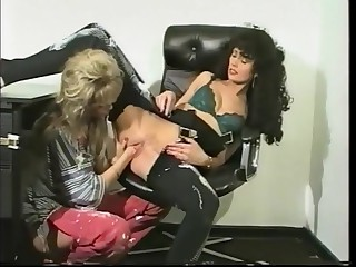 Sandra Fox, Fisting and Butch Fun with be in succession women 01