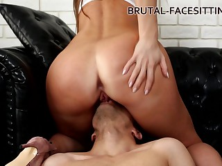 Alexa Adams Video - Brutal-Facesitting
