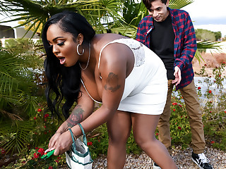 Dont Bauble Give My Irritant Unorthodox Video Give Layton Benton - BRAZZERS