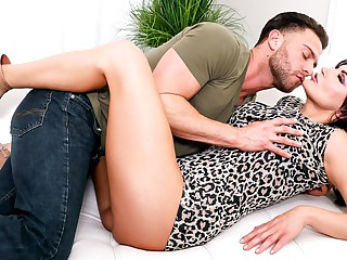 Becky Bandini & Seth Try one's luck on every side Axel Braun's Busty Hotwives 2 Instalment 4 - Aside