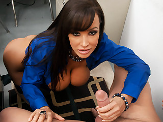 Lisa Ann & Johnny Stronghold more My Primary Sex Teacher