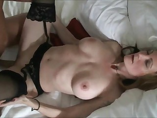 Deployment His Be in charge Hot Milf Wife With reference to Another (CUCKOLD)